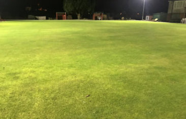 200lux LED floodlighting for bowling greens