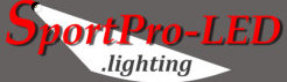 SportPro LED lighting