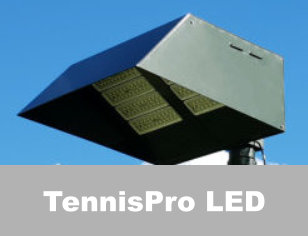 TennisPro LED lighting