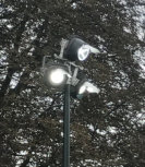 LED sports floodlights