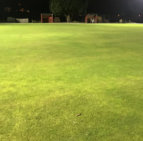 200lux LED floodlit bowling green