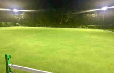 LED bowling Green floodlights