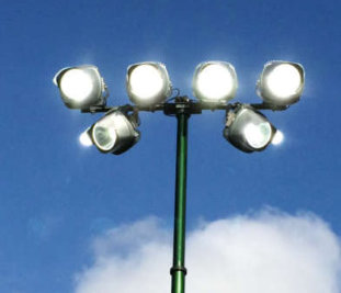 SportPro LED 300w floodlights